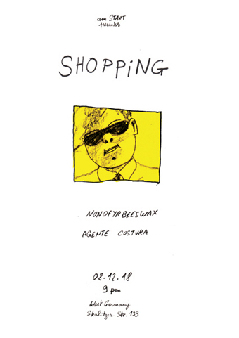 nunofyrbeeswax + shopping