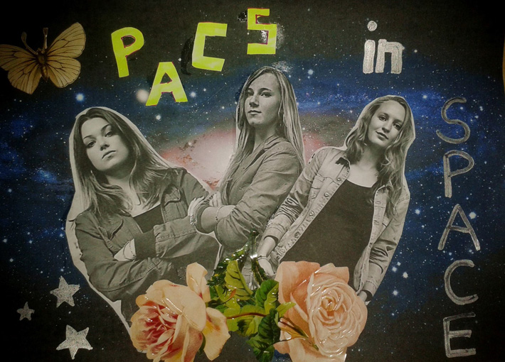 PACS IN SPACE